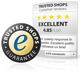 Trusted Shops Trust Seal